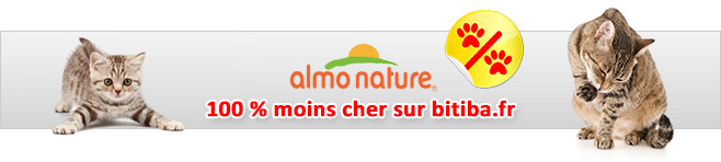 Friandises Almo Nature pour chat