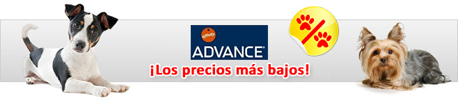 Advance de Affinity snacks para perros