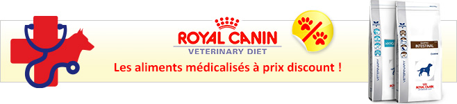 Croquettes Royal Canin Veterinary Diet pour chien