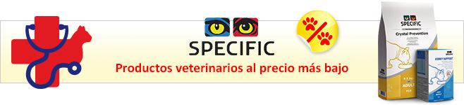 Specific Veterinary Diet pienso para gatos