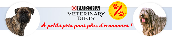 Croquettes Purina Veterinary Diets pour chien