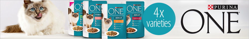 Purina One Wet Cat Food