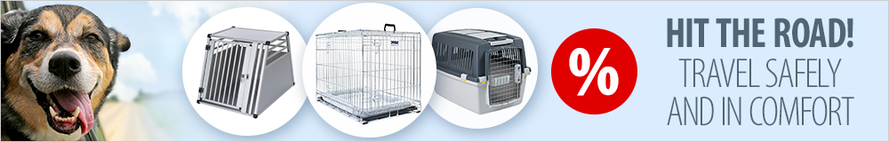 Dog Cages and Dog Crates