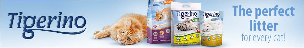 Tigerino cat litter