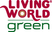 Living World Green Logo