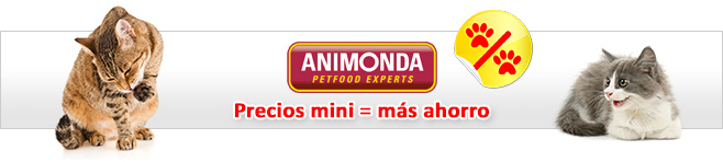 Animonda snacks para gatos
