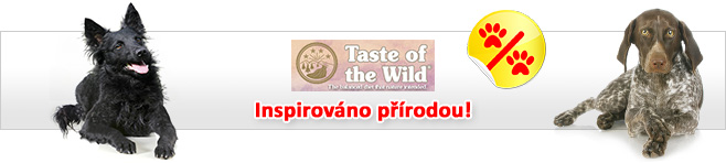 Taste of the Wild krmivo